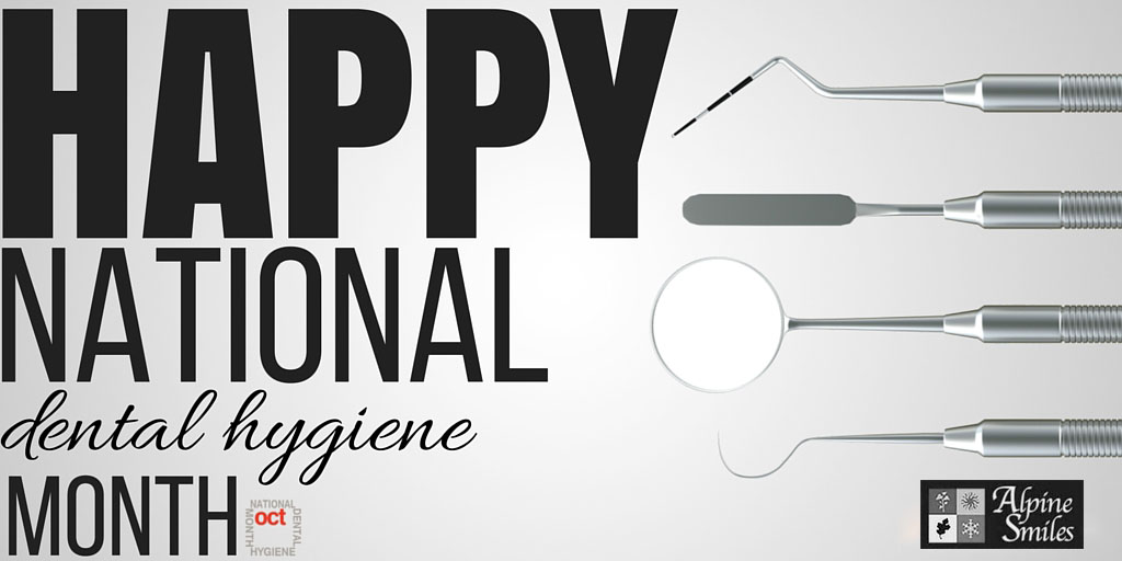 national-dental-hygiene-month